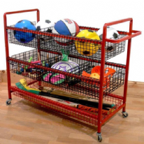 PE Storage Trolley